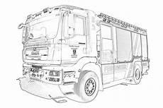 Malvorlagen Feuerwehr Nrw Feuerwehr Unimog Zum Ausmalen Kinder Ausmalbilder