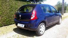Dacia Sandero D Occasion 1 4 Gpl 70 Ambiance Marcilly La