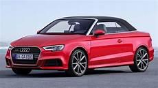 Audi A3 Sportback Maße - audi a3 cabriolet listino prezzi 2019 consumi e