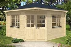 5 eck gartenhaus modell fabio 70