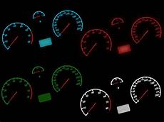 letronix led tachobeleuchtung umbauset wei 223 blau rot gr 252 n