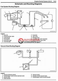 car engine manuals 2006 isuzu i series parental controls isuzu 2008my n series engine control system 4jj1 model workshop manual auto repair manual