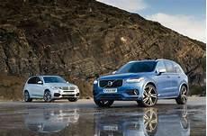 volvo xc90 t8 vs bmw x5 xdrive40e volvo xc90 t8 versus bmw x5 xdrive40e test autocar