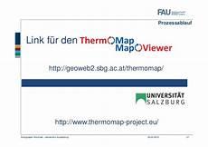 eu projekt thermomap tool f 252 r erdw 228 rmekollektoren fau