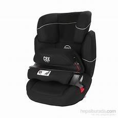 Cybex Aura Fix 9 36 Kg Oto Koltuğu Black Fiyatı