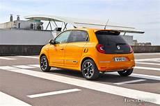 Essai De La Renault Twingo Iii Restyl 233 E Taill 233 E Pour La
