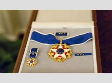 presidential medal of freedom awarded by trump