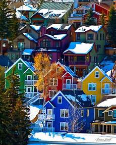 homes with a colorful city list of pictures the colorful houses of park city utah