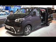 Toyota Proace Verso Executive L2 2016 In Detail Review