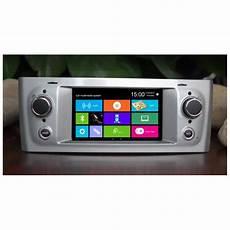 au poste dvd fiat grande punto 2007 2015 autoradio poste ecran tactile gps dvd usb sd ipod bluetooth tv