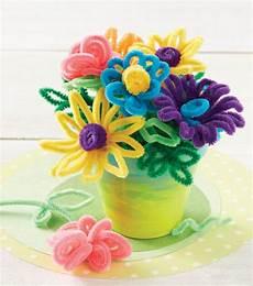 Blume Basteln Kinder - fibrecraft 12 quot 6mm chenille stems 100pk brights s