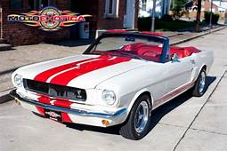 Ford Mustang Convertible 1965 White For Sale 5F08A378620
