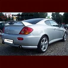 hyundai coupe rear boot spoiler stop tuning rs eu ebay
