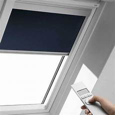 verdunkelungsrollo dachfenster velux velux verdunkelungsrollo elektro dml s08 standard