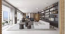 appartement avec grande biblioth 232 que murale