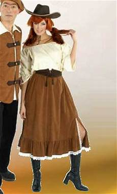 tenue western femme costume cow jupe western v29264