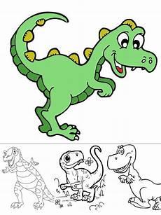 Malvorlagen Dinosaurier Kostenlos Ausmalbilder Dinosaurier Dinosaurier Zum Ausmalen