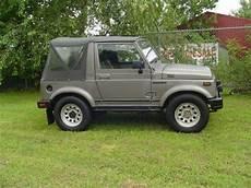 Purchase Used 1988 Suzuki Samurai 1 3l Looks And Runs