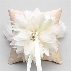 ring pillow wedding ring pillow flower ring pillow bridal ring bearer pillow 40 00 via