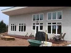 passive solar house plans canada here is a video tour of our earth bermed icf insulated