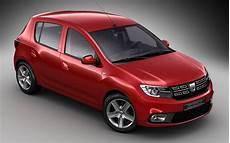 3d Model Dacia Sandero 2017