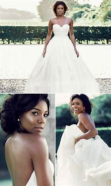 Story Gabrielle Union Wedding Dress Pictures pics gabrielle union s wedding dress never before seen