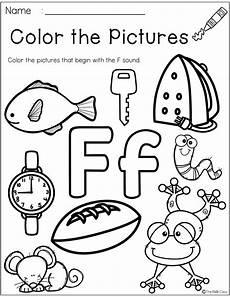 letter f worksheet for preschool 23596 letter of the week f lettering phonics activities alphabet preschool