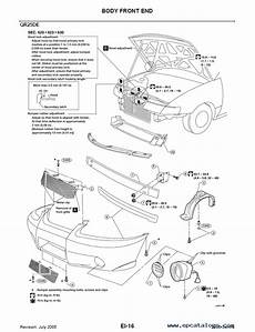 hayes car manuals 2006 nissan sentra engine control nissan sentra model b15 series 2006 service manual pdf