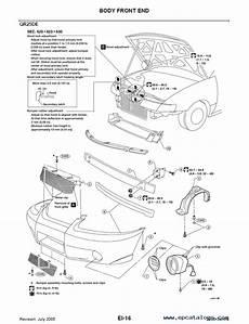 service and repair manuals 2006 nissan maxima instrument cluster nissan sentra model b15 series 2006 service manual pdf