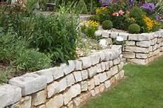 Gartenmauer Selber Bauen Anleitung Gartendialog De