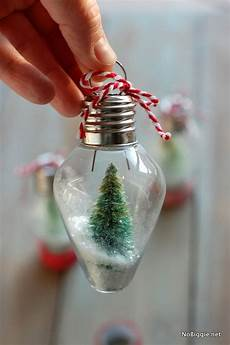 basteln weihnachten erwachsene 30 diy ornament ideas tutorials for
