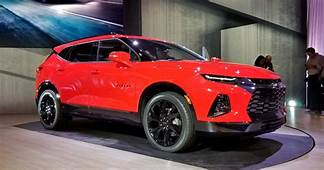 New 2019 Chevy Blazer 10 Details About The Sporty SUV