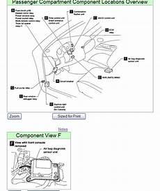 airbag deployment 2001 nissan sentra user handbook i was just wondering where is the airbag module located in a 2001 nissan sentra