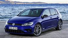 Volkswagen Golf R 2018 Special Edition Unveiled Car News