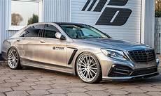 Mercedes S Klasse W222 Tuning Prior Design