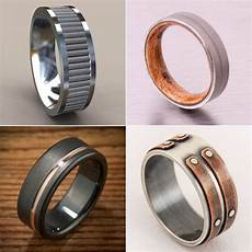 unique engagement rings for men popsugar love