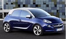 Opel Adam Farben - rendered a five door opel adam gm authority