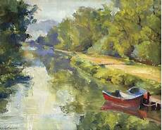 Gallery To Showcase Two Plein Air Painters The