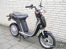 2011 yamaha ec 03 electric scooter new moped 45 km h