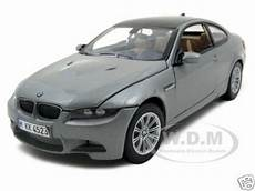 bmw m3 e92 coupe grey 1 24 diecast model car by motormax