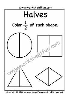 fraction worksheets beginner 3853 beginner fractions worksheets free printable preschool kindergarten fractions worksheets