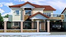 one storey house plans in the philippines 2 storey house design with floor plan in the philippines