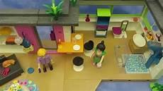 Ausmalbilder Playmobil Wohnzimmer Playmobil 5586 G 228 Stebungalow Aufgebaut Im Www