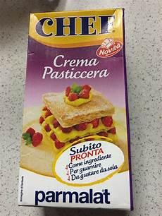 crema pasticcera pronta chef la pentola senza glutine base crostata morbida o californiana alla frutta