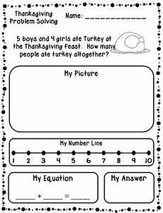 kindergarten math word problem worksheets 11065 thanksgiving addition subtraction word problems kindergarten