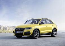 Audi Q3 S Line Competition Rechristened Black Edition For