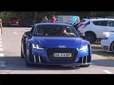 Audi Tt Clubsport Turbo Concept Start Up Sound