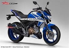 Modifikasi Motor Vixion 2017 by Itu Bukan All New Vixion 2017 Mungkin Motor