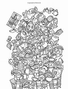doodle chaos zifflin s coloring book volume