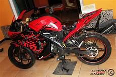 Vixion Keren by Modifikasi Vixion Merah Keren Daftar Harga Motor Vixion